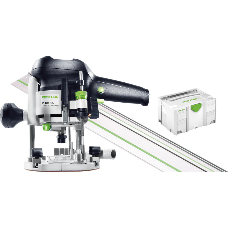 Festool OF 1010 EBQ Set freesmachine