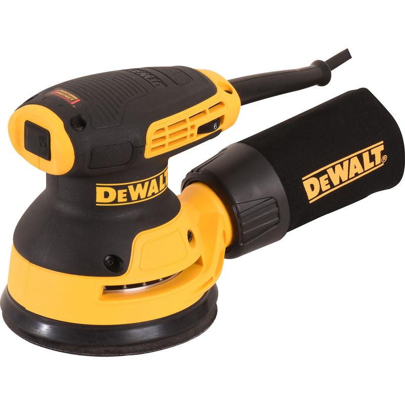 DeWALT DWE6423-QS excentrische schuurmachine
