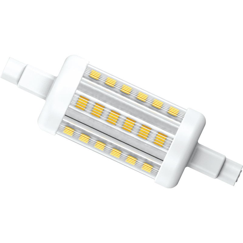 Integral LED lamp staaf R7s