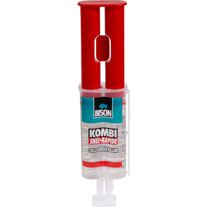 Bison Kombi Snel tweecomponenten epoxylijm