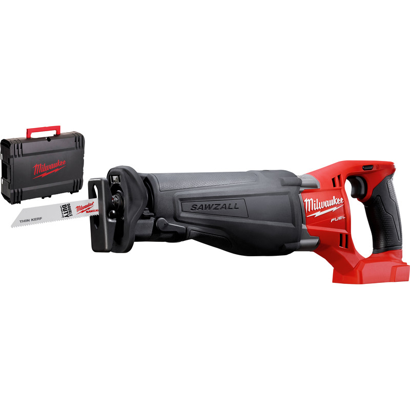 Milwaukee M18 CSX-0X accu reiprozaag machine (body)