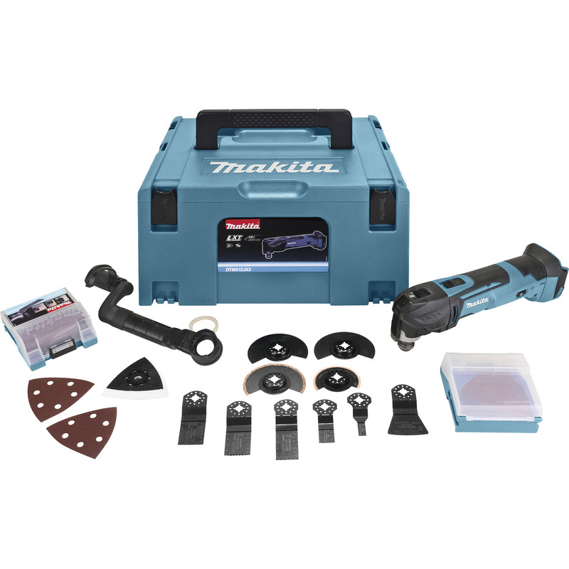 Makita DTM51ZJX3 accu multitool (body)