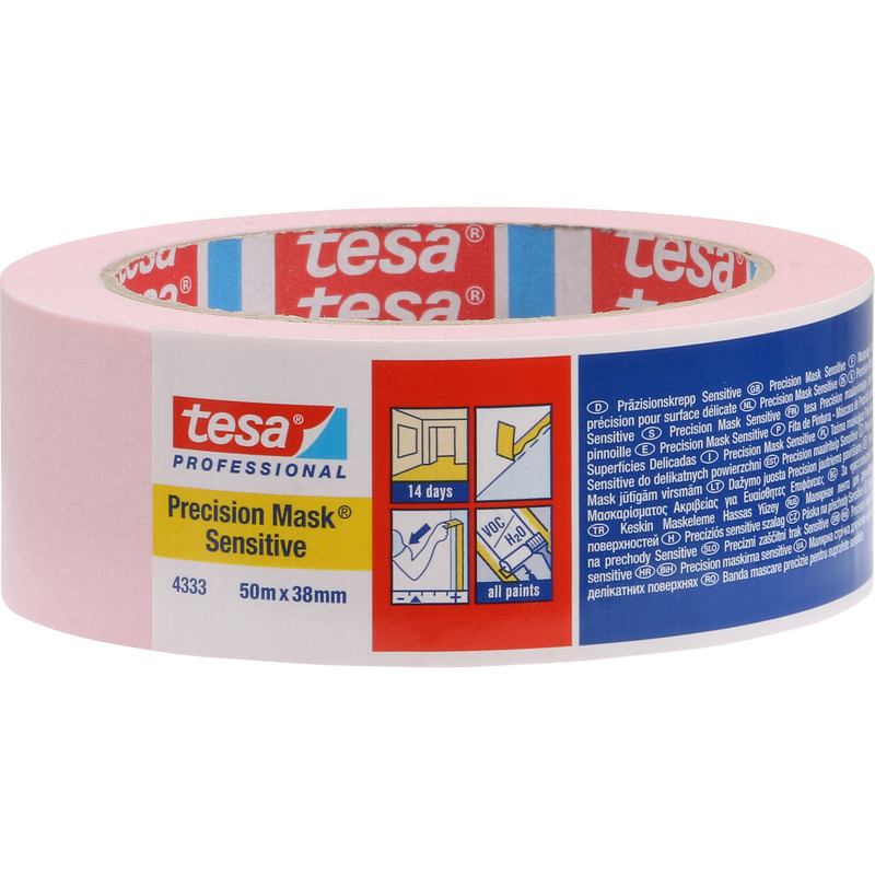 Tesa PRO Washi afplaktape sensitive