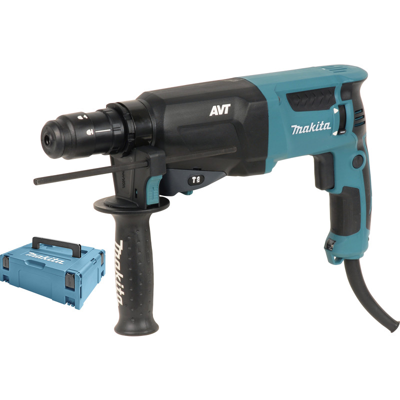 Makita HR2631FTJ combihamer machine