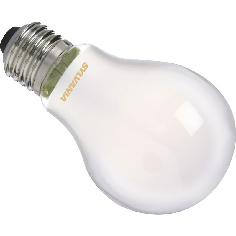 sylvania toledo led lamp standaard mat e27 4w 470lm 2700k. Black Bedroom Furniture Sets. Home Design Ideas