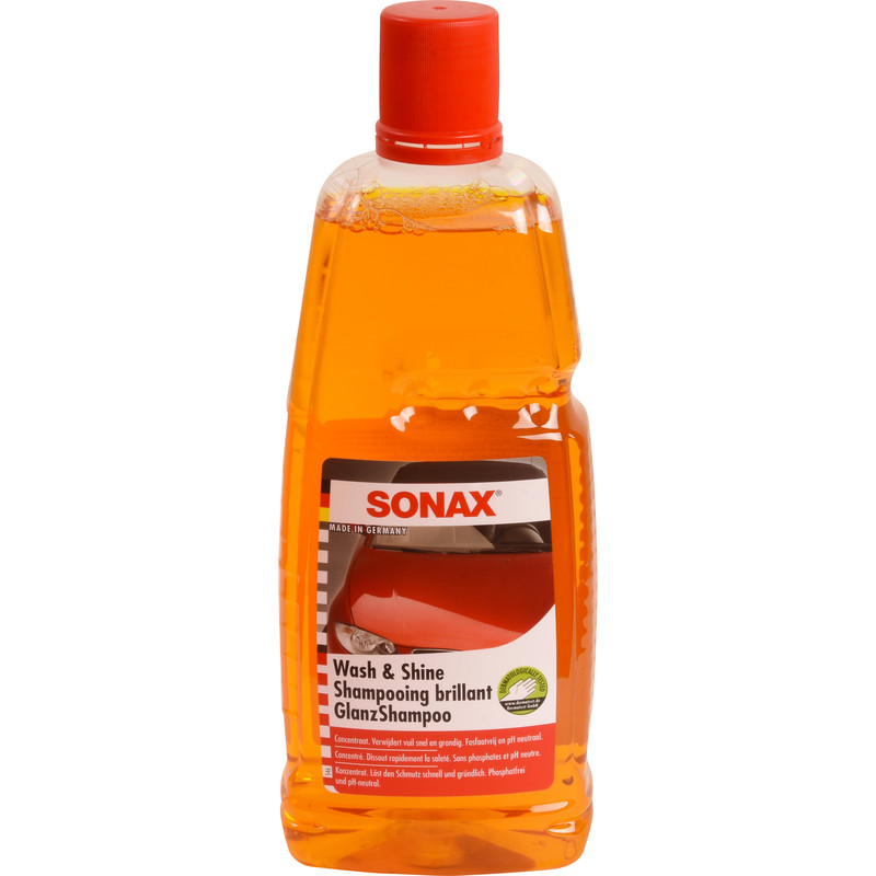 Sonax wash & shine super concentraat