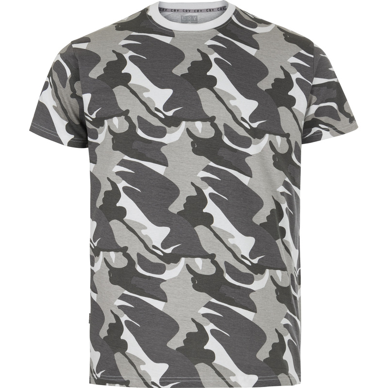 Cerva t-shirt camouflage