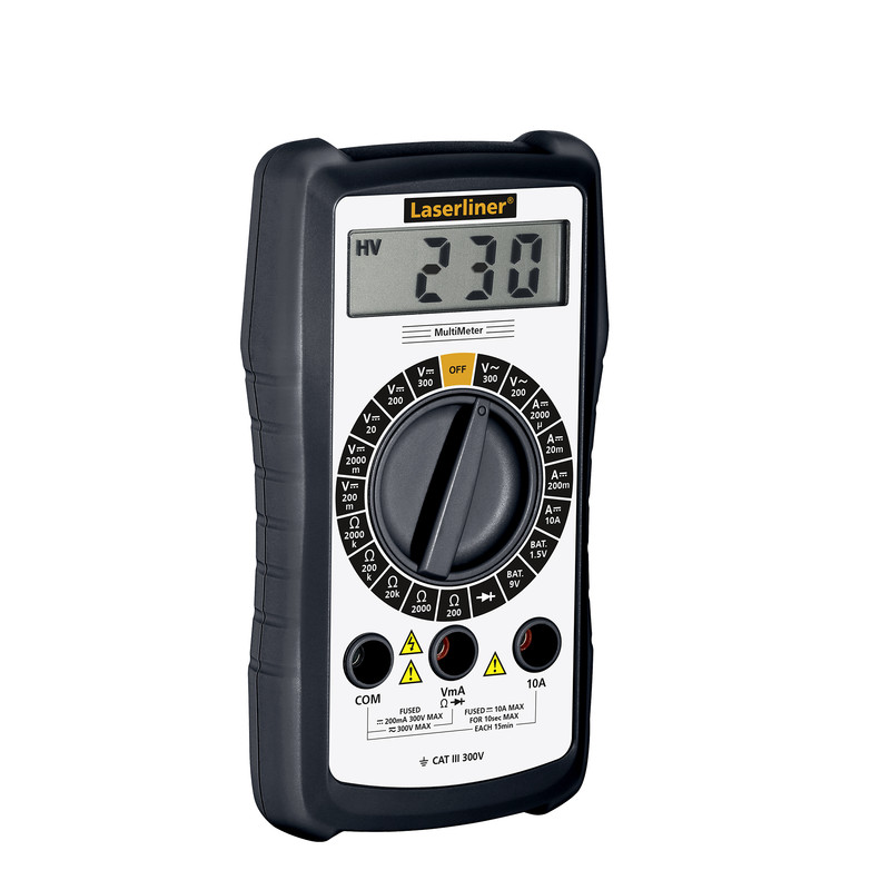 Laserliner digitale multimeter