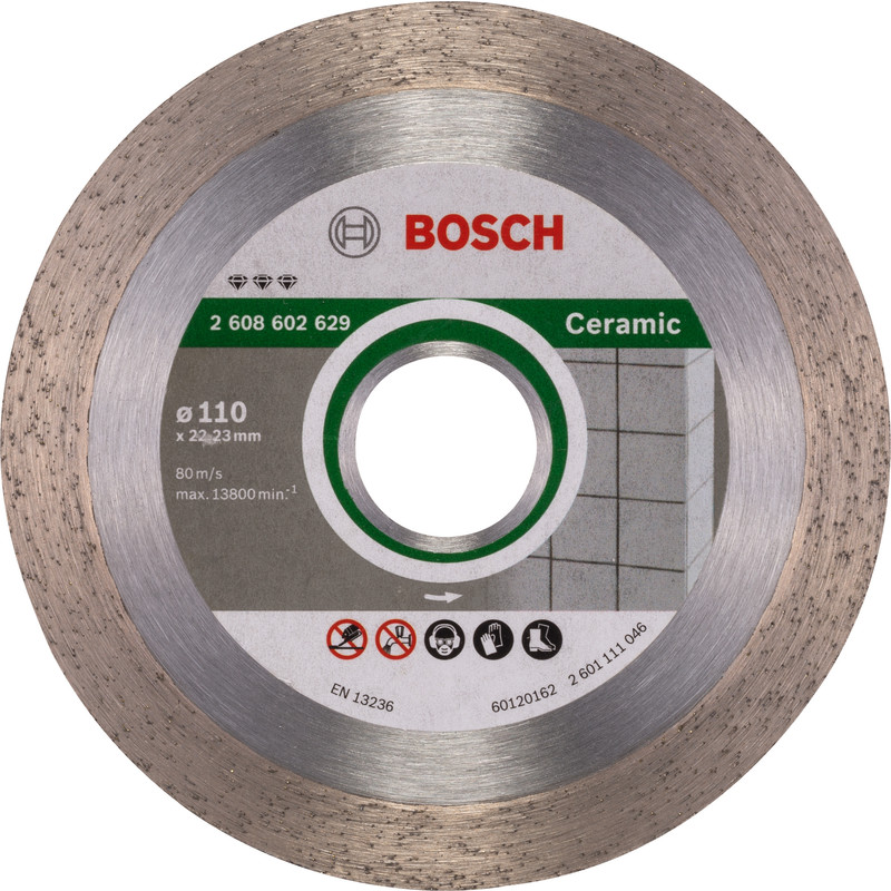 Bosch Best for Ceramic diamantschijf tegels