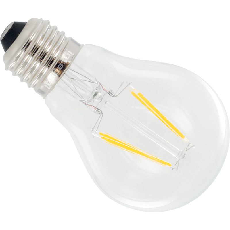 Integral LED lamp filament standaard E27