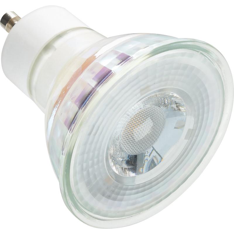 sylvania refled led lamp spot gu10 6w 345lm 6500k 36. Black Bedroom Furniture Sets. Home Design Ideas