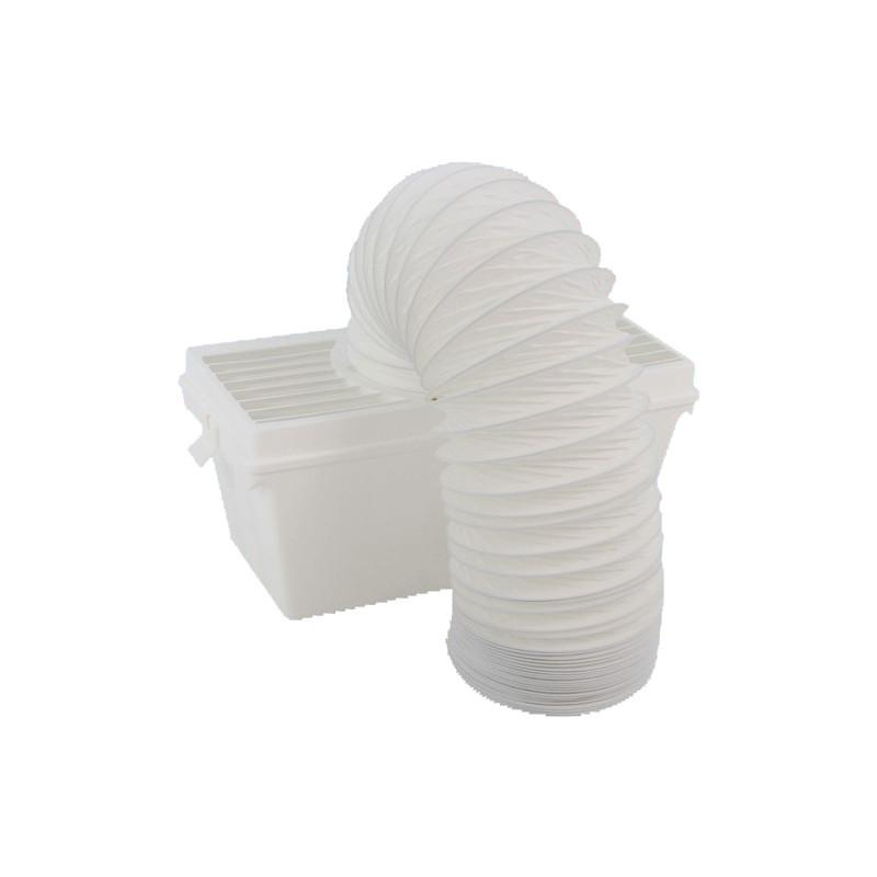Wasdroger-condensatieset