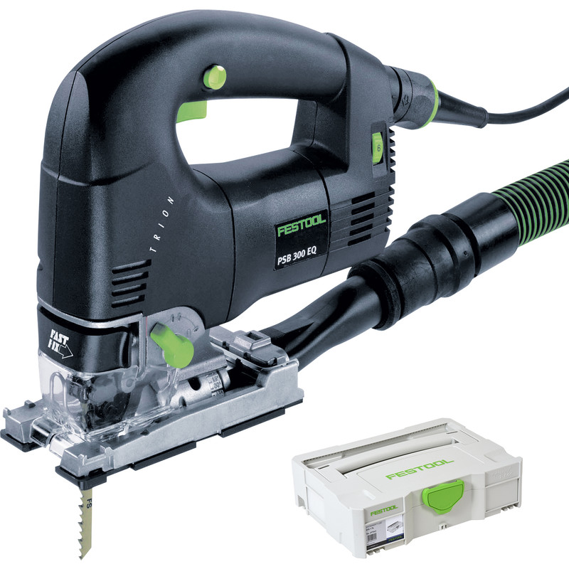 Festool PSB 300 EQ-Plus decoupeerzaag machine