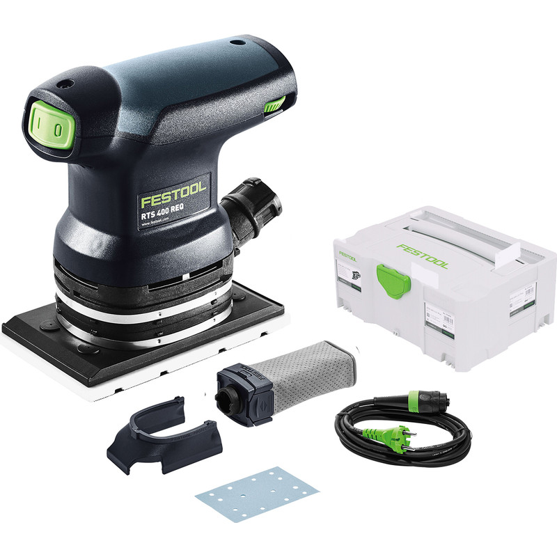 Festool RTS 400 REQ-Plus vlakschuurmachine