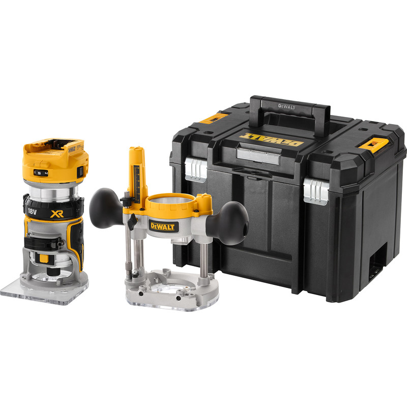 DeWALT DCW604NT-XJ freesmachine (body)