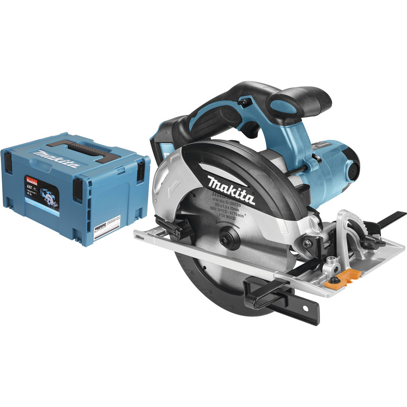Makita DHS630ZJ accu cirkelzaag machine (body)