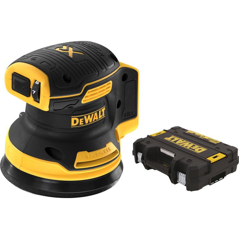 DeWALT DCW210NT-XJ excentrische schuurmachine (body)