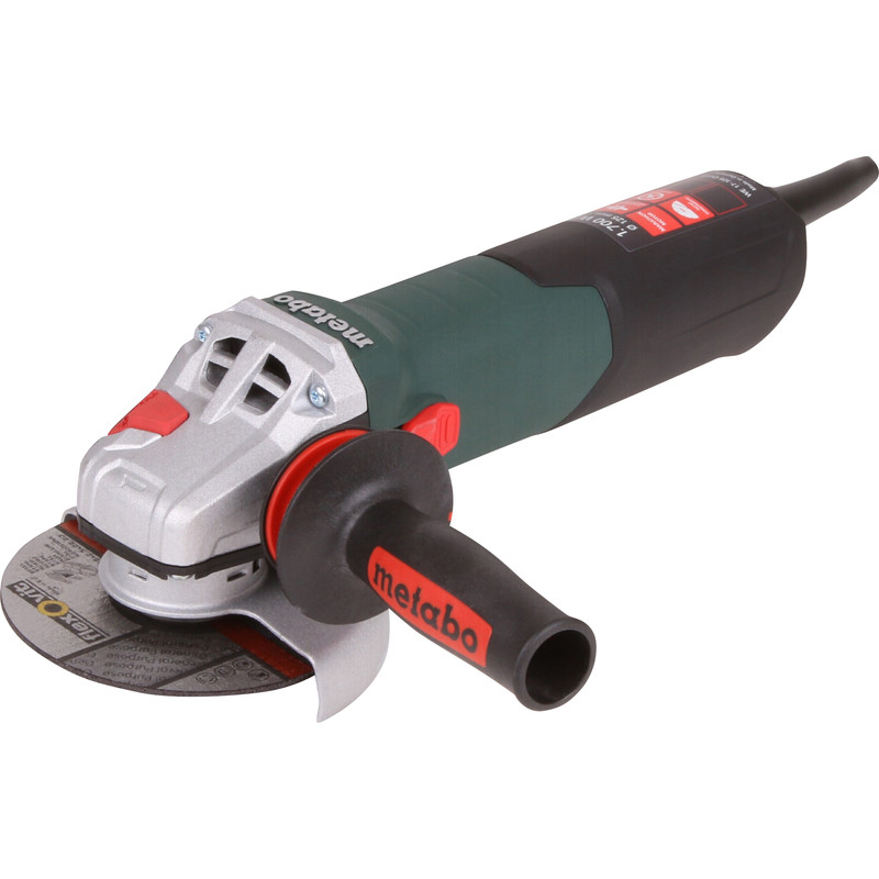 Metabo WE 17-125 Quick haakse slijpmachine
