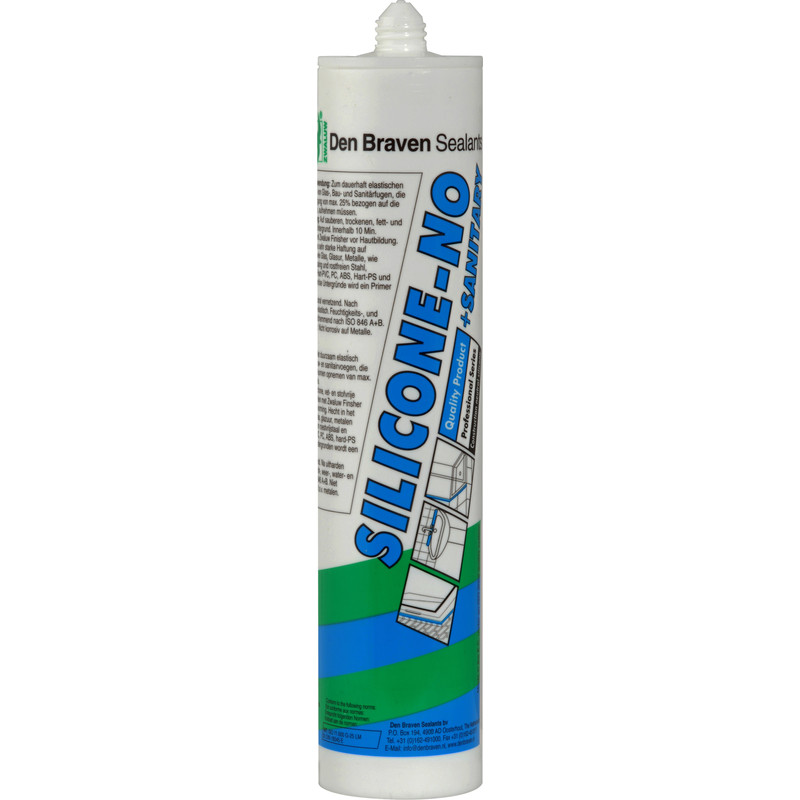 Vaak Zwaluw siliconenkit NO+sanitary kopen? Bekijk hier! LE83