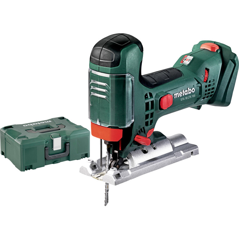 Metabo STA 18 LTX 100 accu decoupeerzaag machine (body)